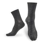 【太肯Titan】職場抗菌運動襪-深灰