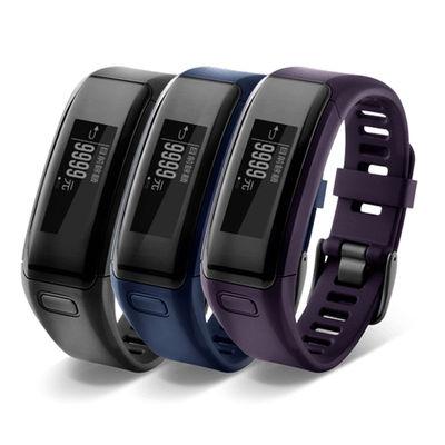 【GARMIN】vivosmart HR ipass(一卡通版)腕式心率智慧手環