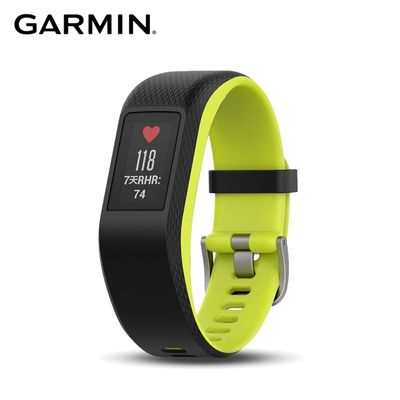 【GARMIN】Vivosport GPS智慧健康心率手環