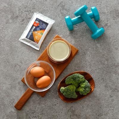 【龐德體驗廚房】代謝三型運動代餐-抺茶 (15入)封面圖檔