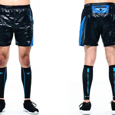 SR-TRAIL二合一越野跑短褲