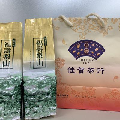 【佳賀茶行】高山茶-裸包2入組