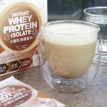 【自然法則】分離乳清優蛋白-⾹醇咖啡 25g*7包 健身 補充蛋白 奶素可食(兩盒)
