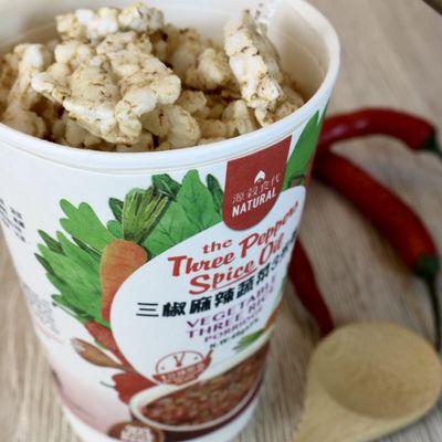 【自然法則】三椒麻辣蔬菜3米粥48g/杯 (15杯一組)