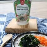 【自然法則】海帶嫩芽蔬菜3米粥 48g/杯 (15杯一組)